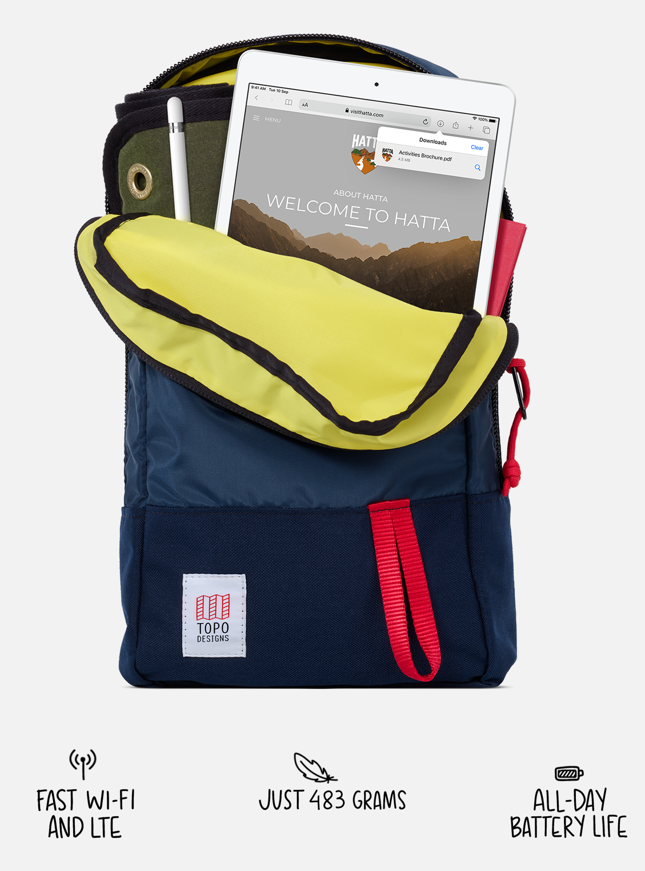 Portability - iPad