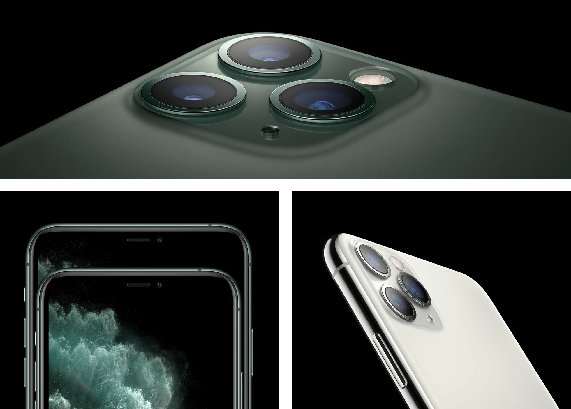 iPhone 11 Pro Design