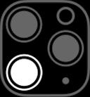 iPhone 11 Pro 52mm Telephoto
