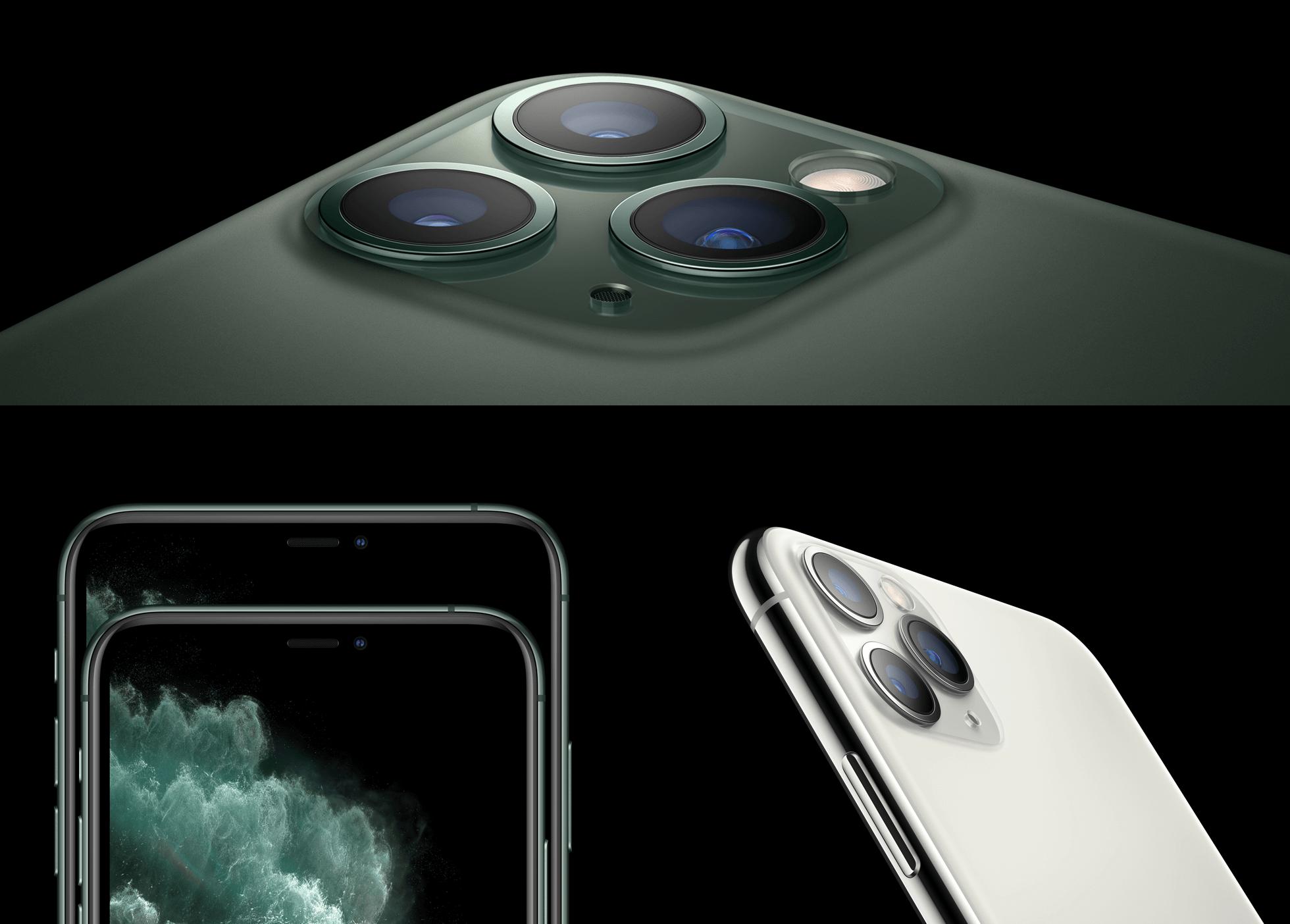 iPhone 11 Pro Design